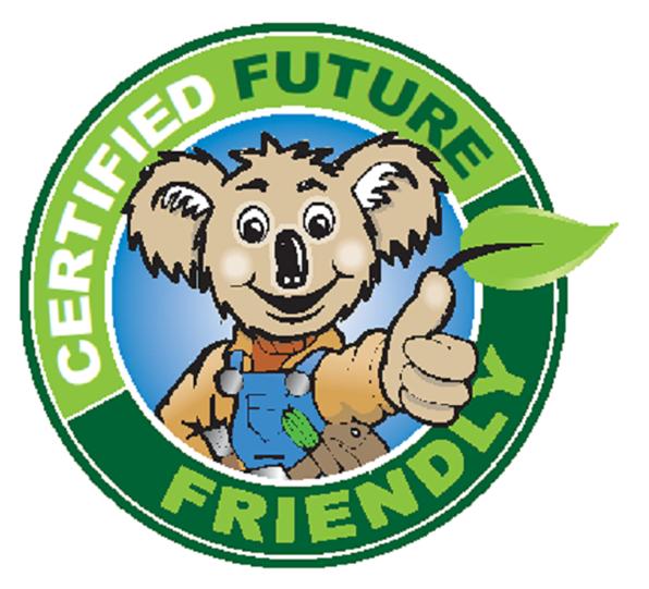 Future Friendly Kenny Koala Logo