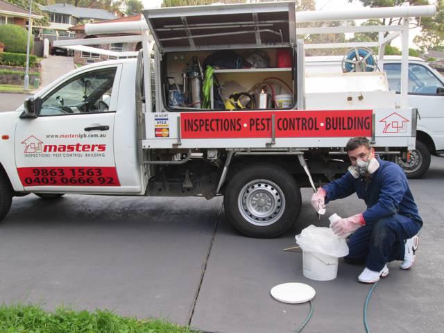 hire termite exterminators in Sydney