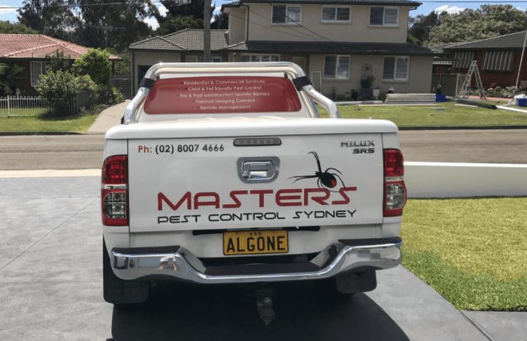 Our Sydney Metropolitan Service Vehicle