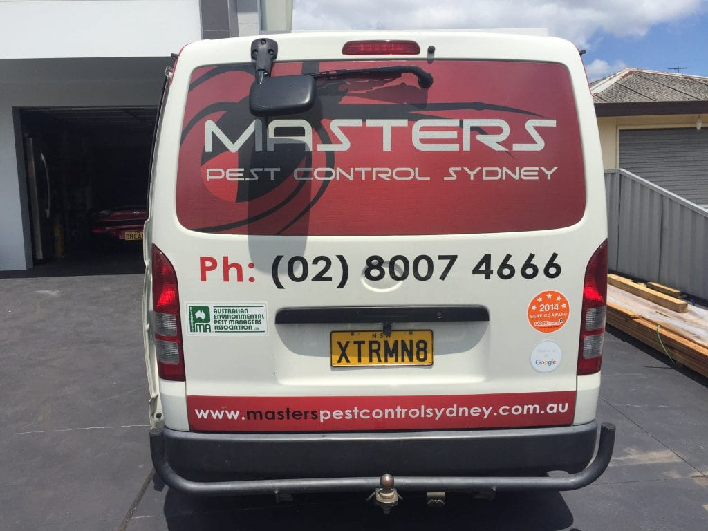 Pest Control Hills District