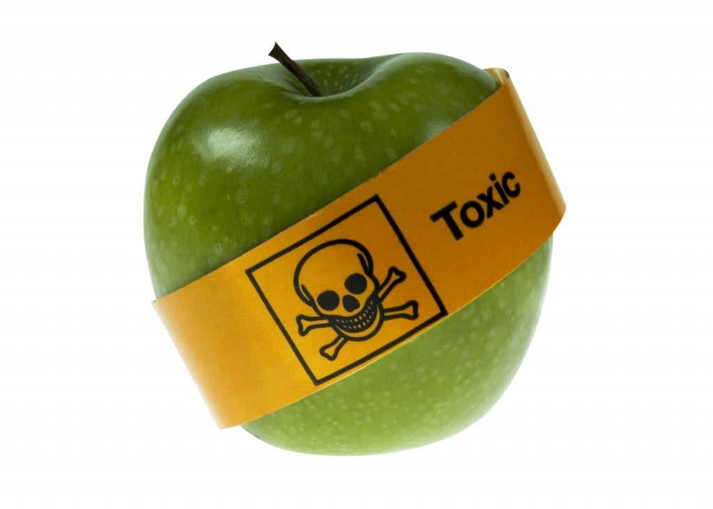 Pesticides Toxic Allergic Effects