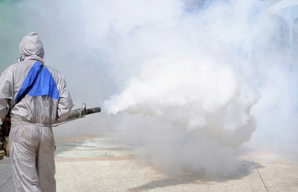 pest control sydney cold fogging