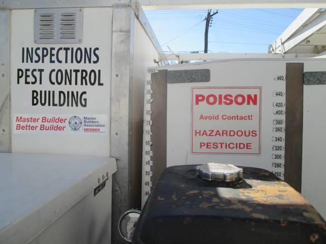 Commercial Pest Treatment Services