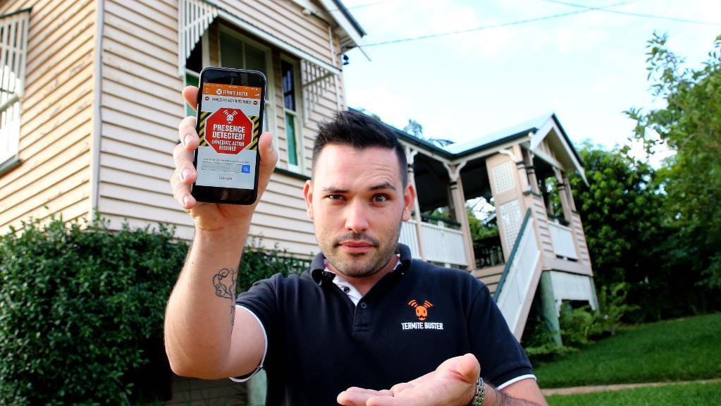 termite buster app